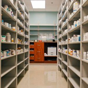 Mail Order Pharmacy Storage