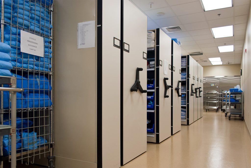 Ownensboloro Healthcare: Sterile Storage