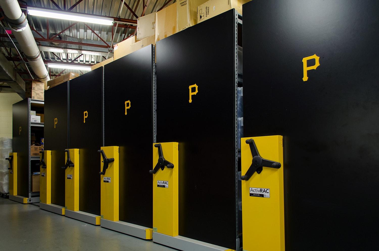 Pirates Storage Solution