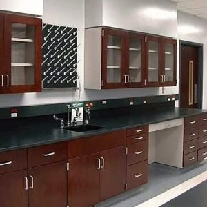 Powder Coated Steel Cabinets for schools