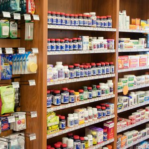 Retail Pharmacy Storage
