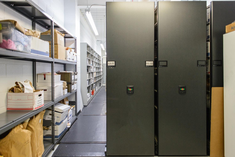 Rockdale County Sheriff: Evidence Storage
