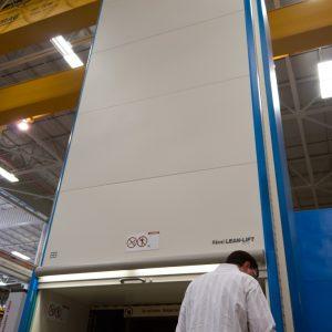 Industrial Vertical Lift Lean-Lift