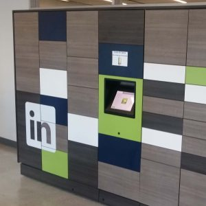 Smart Lockers for Parcel Delivery