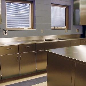 Stainless Steel Cabinets can be used in many facilities