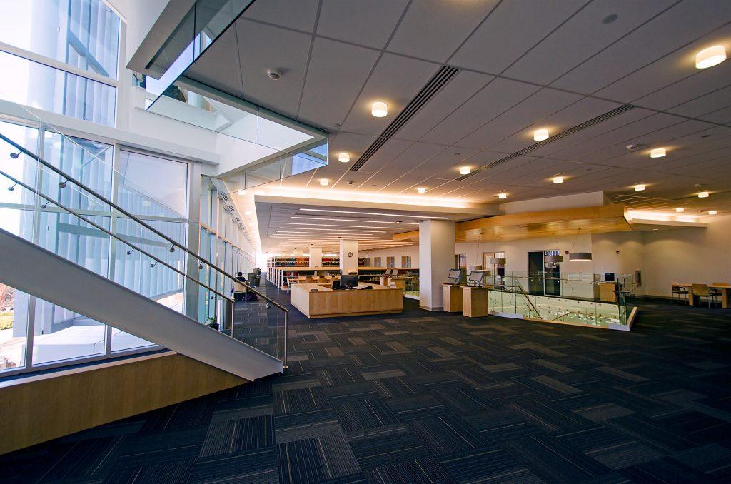 University of North Carolina: Music Storage