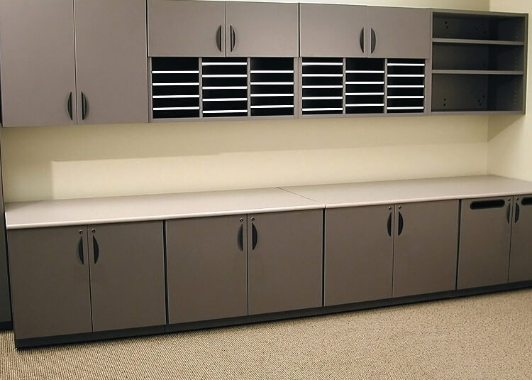 Adjustable Shelf and Organizing Modules