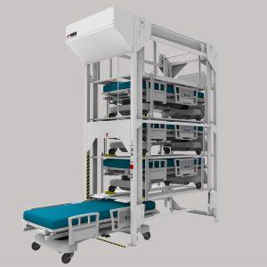 Bedlift Storage
