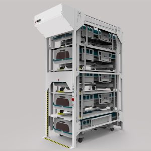 Bedlift Storage Solution