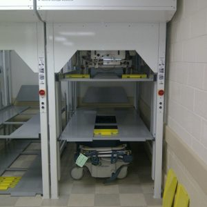 Bedlift Storage is safe and secure
