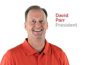 David Parr, President | Patterson Pope