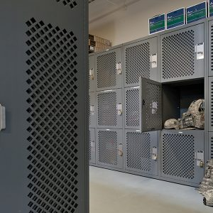 TA-50 Gear Lockers for Military Storage