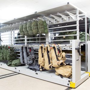 Military Parachute Storage Solutions