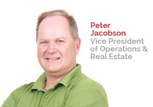 Peter Jacobson, Vice President of Operations & Real Estate | Patterson Pope