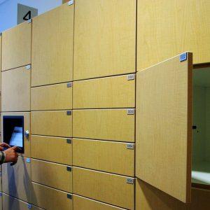 Electronic Smart Lockers