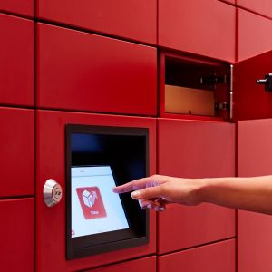Electronic Parcel Lockers Smart Locker System Patterson