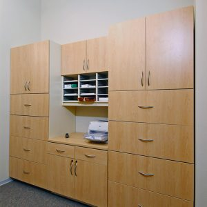 Mail Sorters and Cabinets