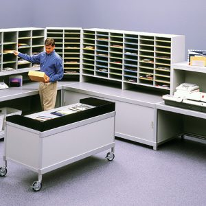 Mail Room Consoles and Sorters