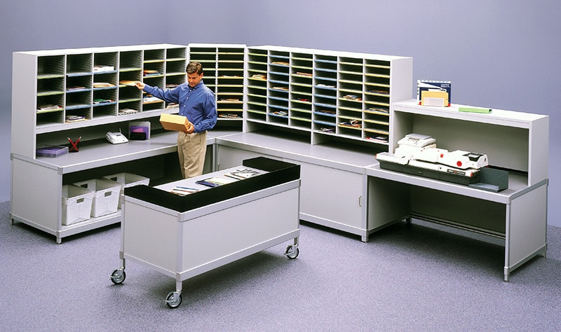 Bon Mail Room Consoles And Sorters
