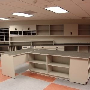 Adjustable Cabinets and Sorters