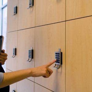 Educational Modular Laminate Lockers