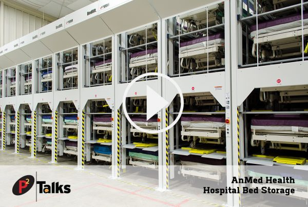 AnMed Health Hospital Bed Storage