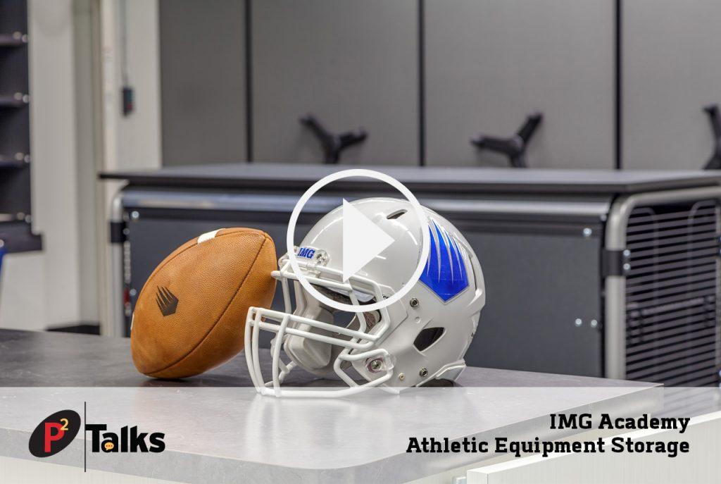 Academy Athletic Equipment Storage p2 talks