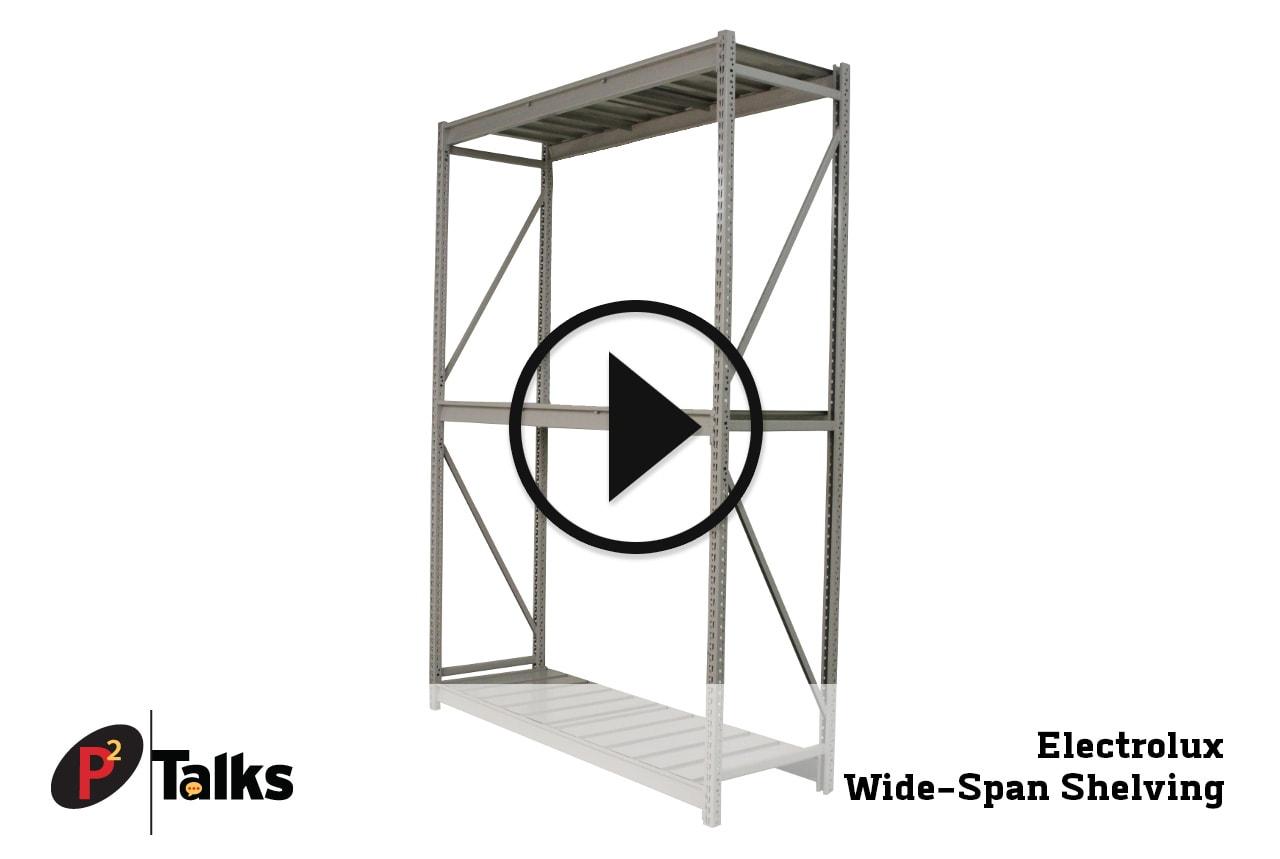 Electrolux Wide-Span Shelving
