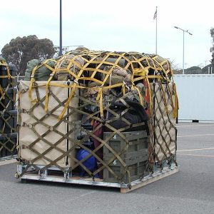Sharkcage deployable solution