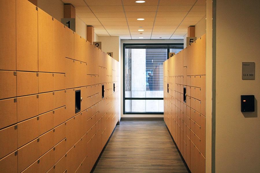 Electronic Parcel Lockers Smart Locker System Patterson