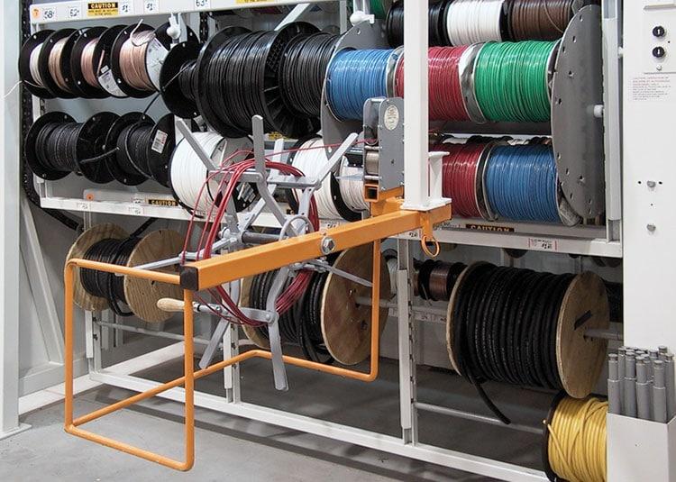 Industrial Vertical Carousels (Vidir)