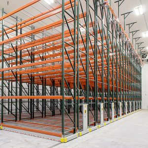 Mobile Rack Systems for Warehouses
