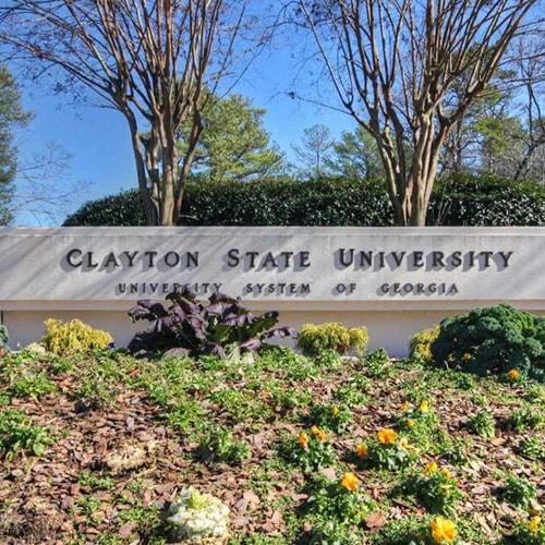 Clayton State University: Library Storage