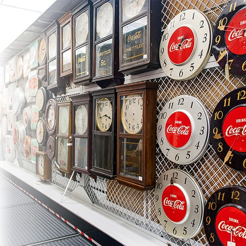 The coca cola archives