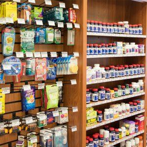 Modular Casework for Retail Pharmacy