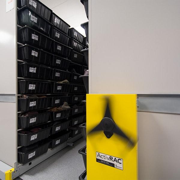 VoxxHirshmann: Manufacturing Storage