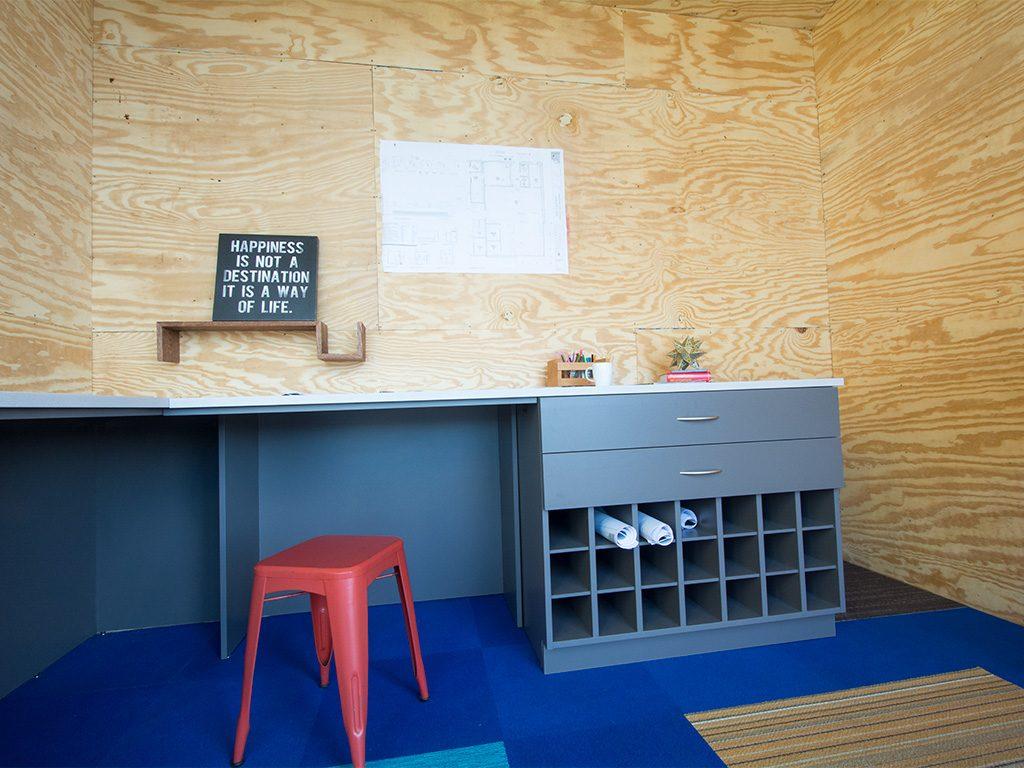 Tiny Office Interior