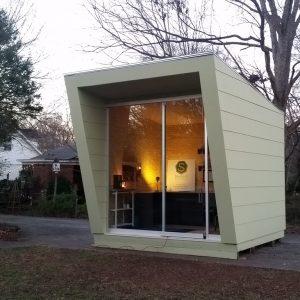 Tiny Office Exterior