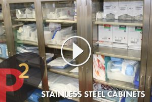 Stainless Steel Cabinets Video