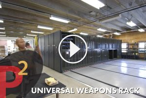 Universal Weapons Rack Video