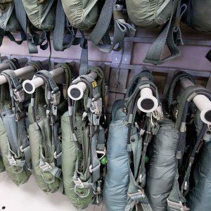 Wall-Mounted-Parachute-Storage-Racks