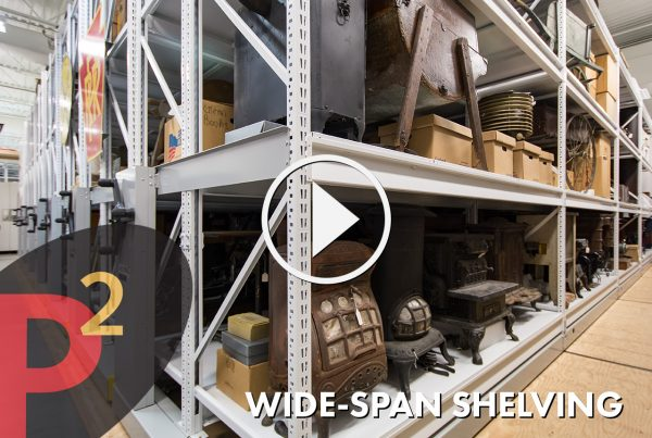 Wide Span Shelving Video