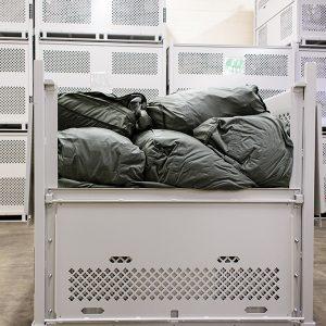 421st Quartermaster Parachute Storage