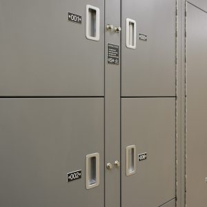 Secure Evidence Storage Cabinets