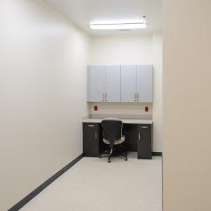 Modular Casework in Evidence Room