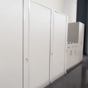 Rotary Storage Cabinets