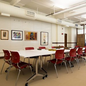 Clark Atlanta University Object Study Classroom