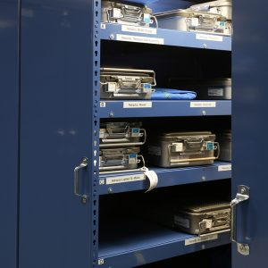 Hospitals-organize-sterile-supply-storage-with-LEVPRO