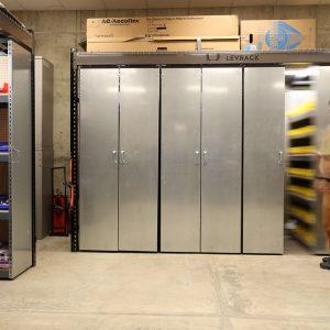 LEVPRO-suspended-shelving-system
