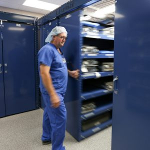 Suspended-storage-for-sterile-supplies
